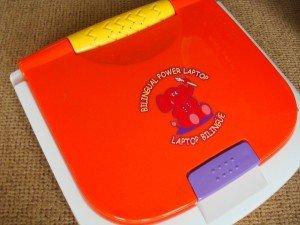 Ordinateur pour enfants, bilingue